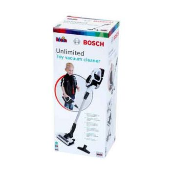 Bosch Unlimited Stick Vacuum Cleaner - White