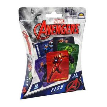 Avengers FISH Card Game