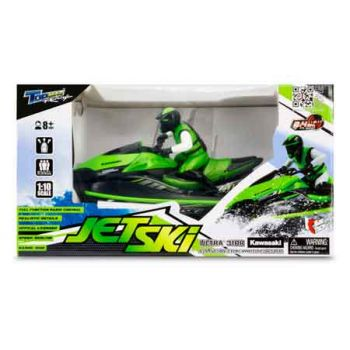 Radio Control 2.4GHz Kawasaki Jet Ski with rechargeable Battery