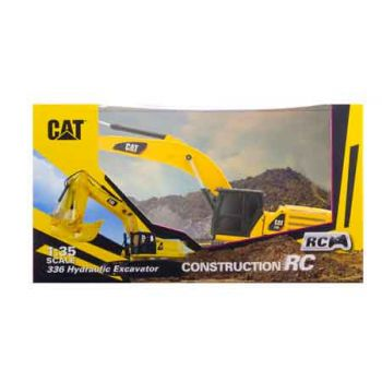 Radio Control 2.4GHz 1:35 CAT 336 Excavator