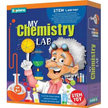 Explore STEM Medium - My Chemistry Lab