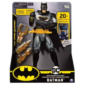 """Batman 12"""" Figure with Feature"""