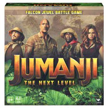Jumanji Game - The Next Level