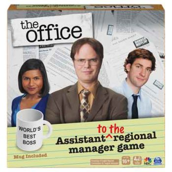 The Office Game Feat Dwight