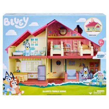 Bluey Series 3 Family Home Playset