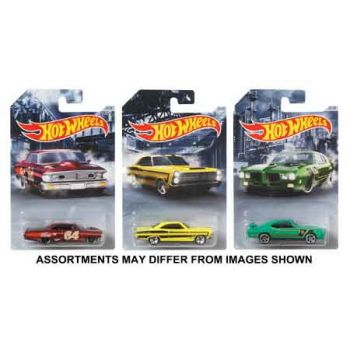 Hot Wheels Premium Cars assorted ( ONLY SOLD in Carton of 10 )