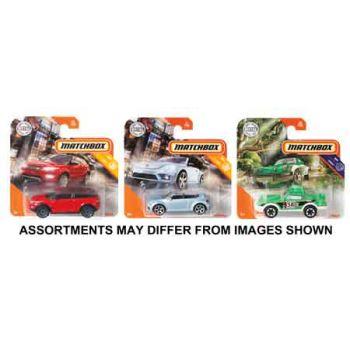 Matchbox Car Collection assorted