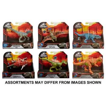 Jurassic World Savage Strike assorted ( ONLY SOLD in Carton of 6 )