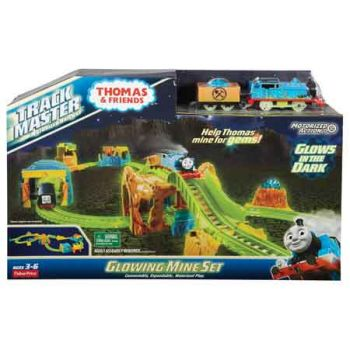 Thomas & Friends Track Master Glowing Mine Playset