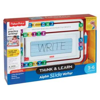 Fisher Price Think & Learn Alpha Slidewriter