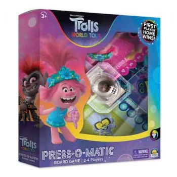 Trolls 2 Press-O-Matic-Game