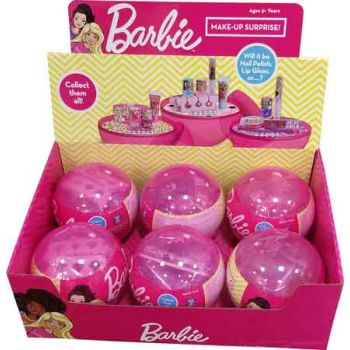 Barbie Make Up Ball ( ONLY SOLD in Display of 6 )
