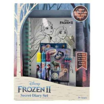 Frozen 2 Secret Diary ( ONLY SOLD in Display of 6 )