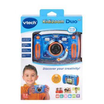 Vtech Kidizoom Camera Duo 5.0 Blue