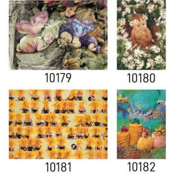 Sure Lox 1000pce Jigsaw Puzzle - Anne Geddes Collection assorted ( ONLY SOLD in Carton of 6 )