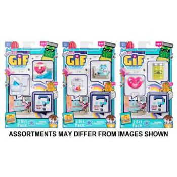 OH! My Gif 3 Bit Pack assorted ( ONLY SOLD in Carton of 4 )