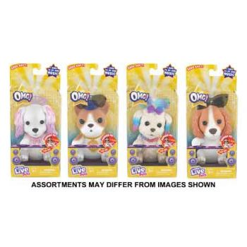 Little Live Pets OMG Pets Got Talent assorted ( ONLY SOLD in Carton of 3 )