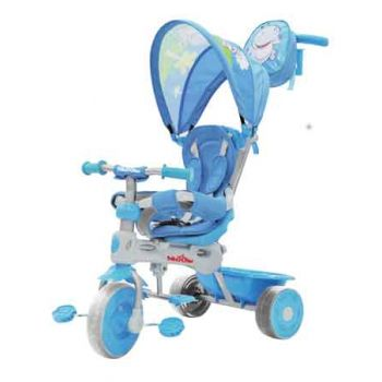 Trike Star 3 in 1 Grand Comfort Tricycle - BLUE