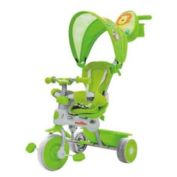 Trike Star 3 in 1 Grand Comfort Tricycle - GREEN