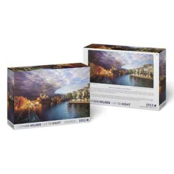 Stephen Wilkes 1012pce Puzzle - Pont De La Tournelle, Paris