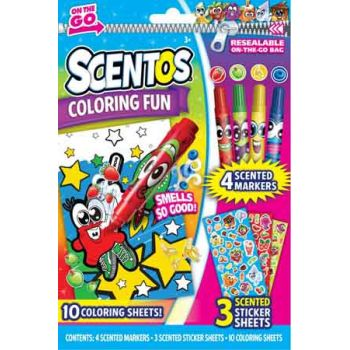 Scentos Scented On-the-Go Play Pack