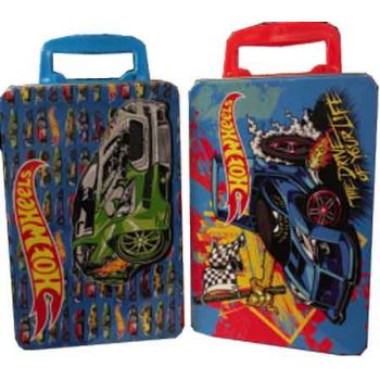Hot Wheels Tin Carry Case assorted