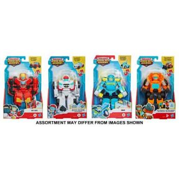 Transformers Rescue Bots Academy Featured assorted ( ONLY SOLD in Carton of 4 )