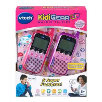 VTech Walkie Talkies - Pink