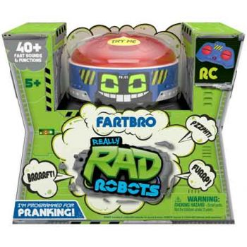 Really R.A.D Robots R/C Fartbro