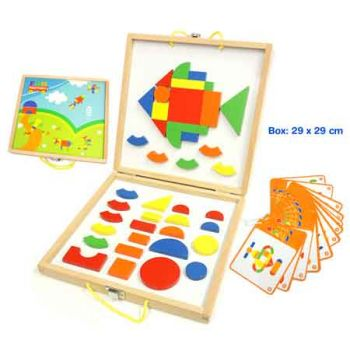 Fun Factory Build a Pic with Magnet Shape