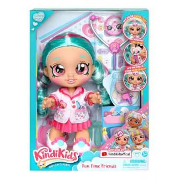 Kindi Kids Fun Time Doll - Cindy Pops
