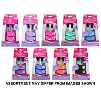 Cool Maker Go Glam Glitter Nails Refill assorted ( ONLY SOLD in Carton of 6 )