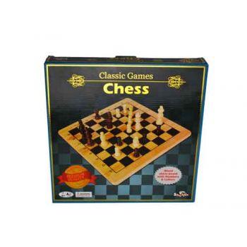 Shuffle Classic Wooden Chess