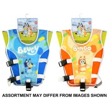 Wahu Bluey Swim Vest Small 15-25kg