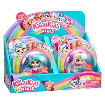 Kindi Kids Minis Series 1 Mini Doll assorted ( ONLY SOLD in Display of 6 )
