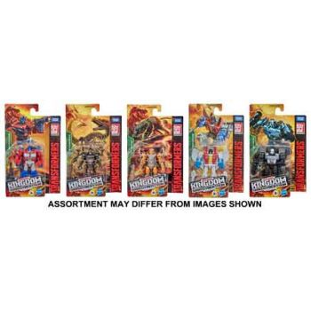 Transformers War For Cybernation Kingdom Core assorted ( ONLY SOLD in Carton of 8 )