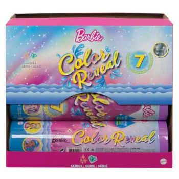 Barbie Colour Reveal Doll assorted - Shimmer ( ONLY SOLD in Display of 6 )