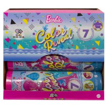 Barbie Colour Reveal Doll assorted - Mix & Match ( ONLY SOLD in Display of 6 )