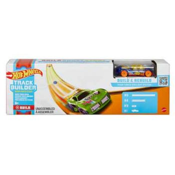 Hot Wheels Track Builder Unlimited Basic Track Set assorted ( ONLY SOLD in Display of 16 )