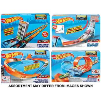 Hot Wheels Action Playsets assorted ( ONLY SOLD in Carton of 3 )