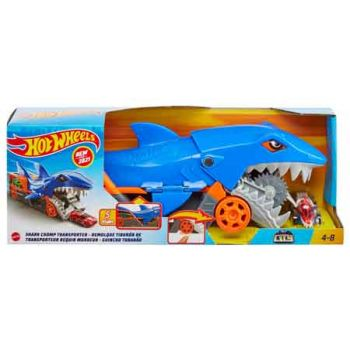 Hot Wheels Shark Chomp Transporter