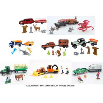 Matchbox Hitch n Haul assorted ( ONLY SOLD in Carton of 8 )