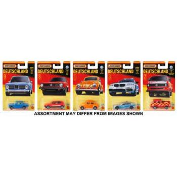 Matchbox Best of Germany assorted ( ONLY SOLD in Carton of 10 )