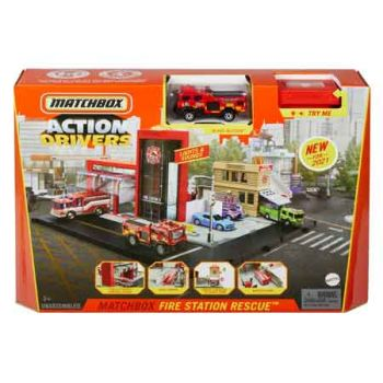 Matchbox Action Drivers Playset assorted