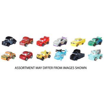 Disney Cars Mini assorted ( ONLY SOLD in Display of 36 )