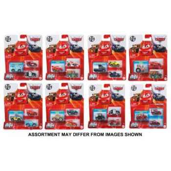 Disney Cars Mini 3pk assorted ( ONLY SOLD in Carton of 6 )