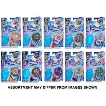 Beyblade Speedstorm Starter Pack assorted ( ONLY SOLD in Carton of 8 )