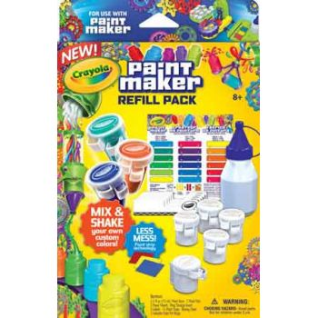 Crayola Paint Maker Refill Pack