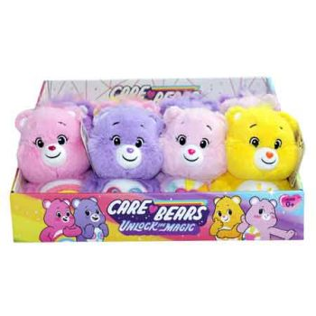 """""""Care Bears Unlock the Magic 8"""""""" Beanie Plush assorted ( ONLY SOLD in Display of 12 )"""""""