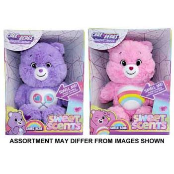Care Bears Unlock the Magic Scented Plush assorted
